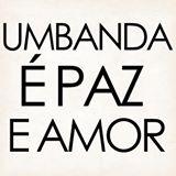 Umbanda é paz