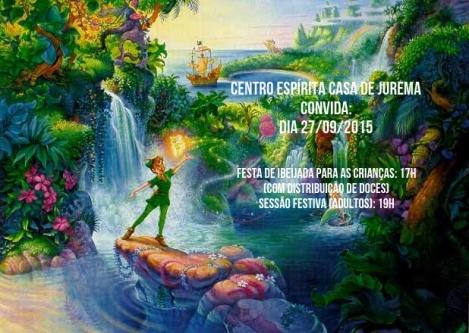 Convite Ibeijada 2015
